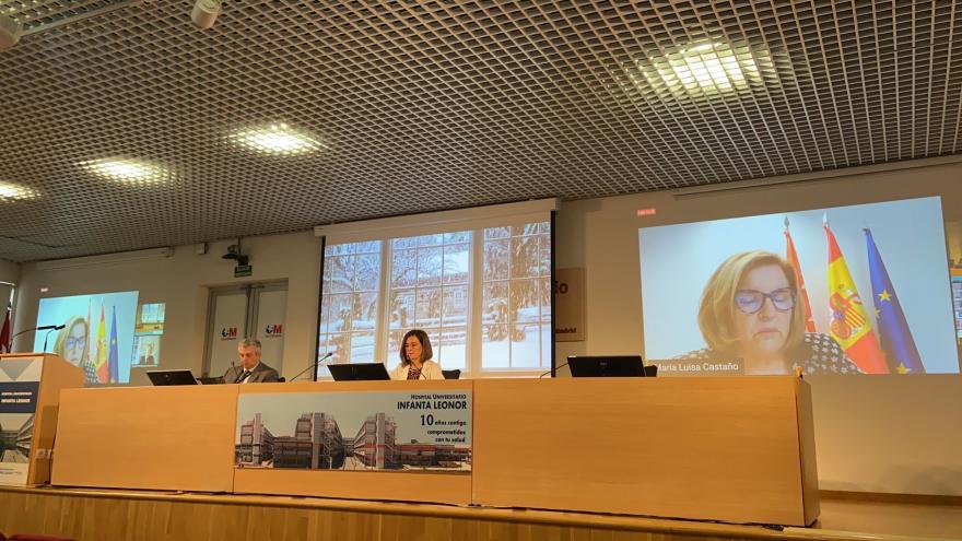 III Jornada de innovación en Ciencias de la Salud del Hospital Universitario Infanta Leonor