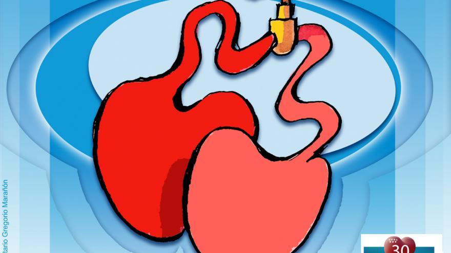Maratón de donación de Sangre en el Hospital Gregorio Marañón