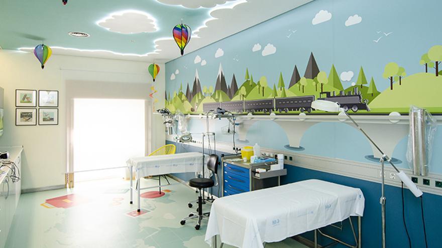 Nueva unidad del Color del Hospital Gregorio Marañón