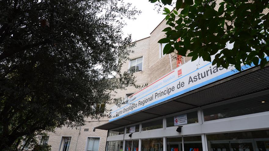 fachada hospital oncologico