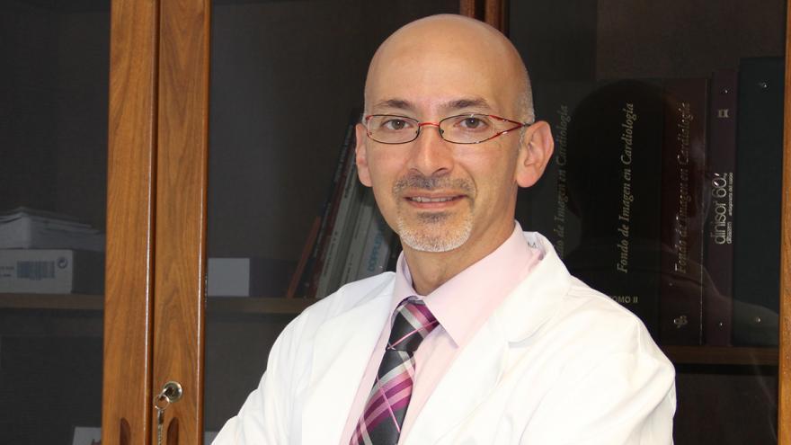 Leopoldo Pérez de Isla, cardiólogo del Clínico San Carlos