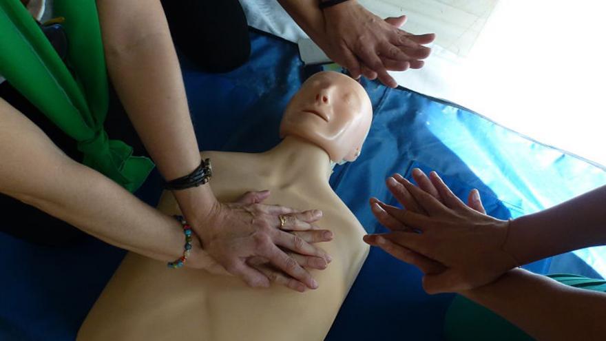 Reanimación cardiopulmonar