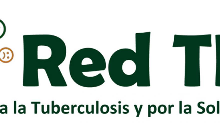 Logotipo y cabecera de la Red TBS Red contra la tuberculosis y la solidaridad