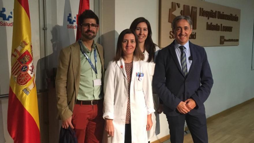 El Hospital Universitario Infanta Leonor, punto de encuentro de reumatólogos madrileños