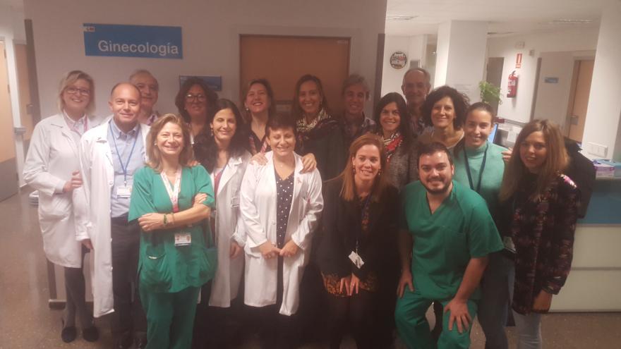 Ginecología y Obstetricia del Ramón y Cajal organiza curso pionero a nivel nacional sobre miomas