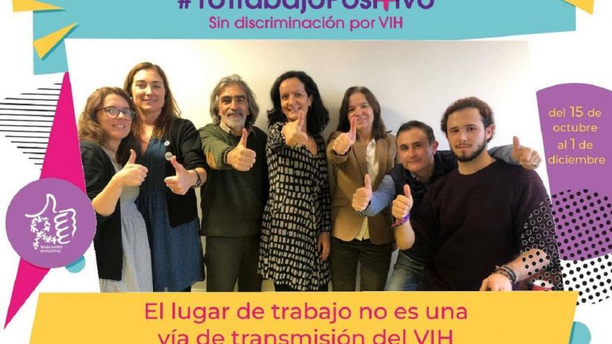 La Dirección General de Salud Pública se suma a la campaña #YoTrabajoPositivo