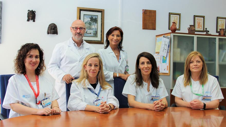 Unidad de ulceras por presión del Clínico San Carlos