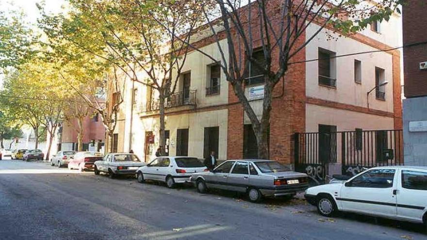 Captador de polen de Alcalá de Henares