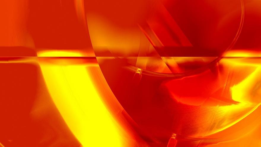 Abstracción de colores amarillo-anaranjados