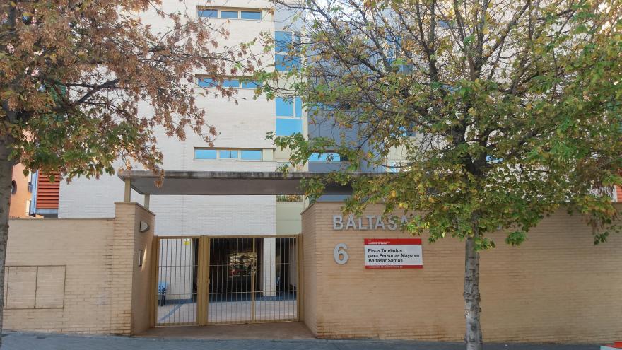 Exterior pisos tutelados para mayores