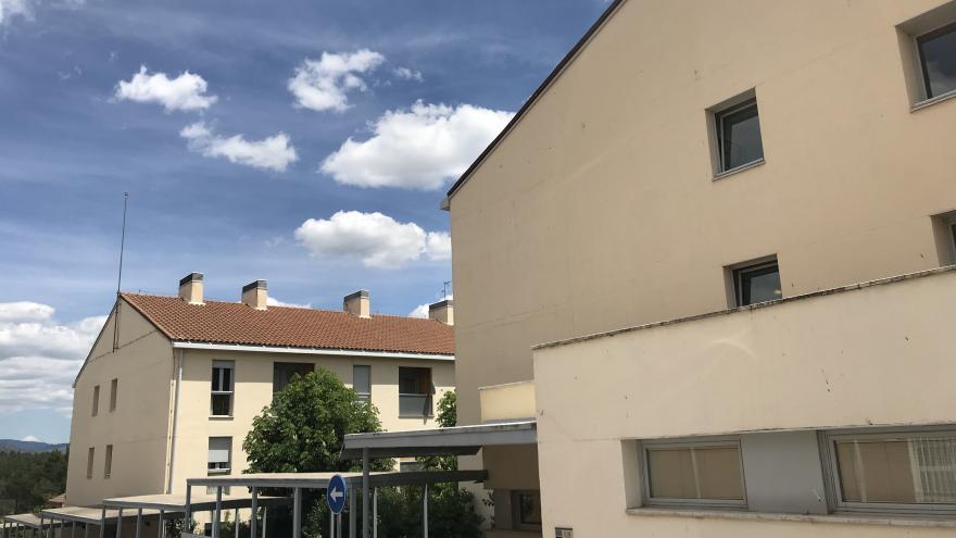 Exterior pisos tutelados para personas mayores