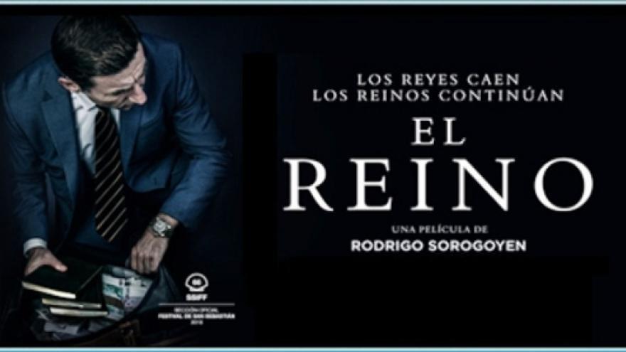 Fotograma película EL REINO