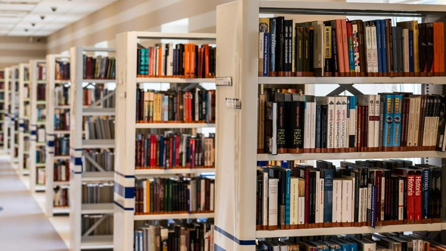 Equipamiento para bibliotecas