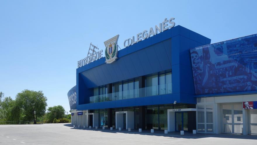 Estadio de Butarque