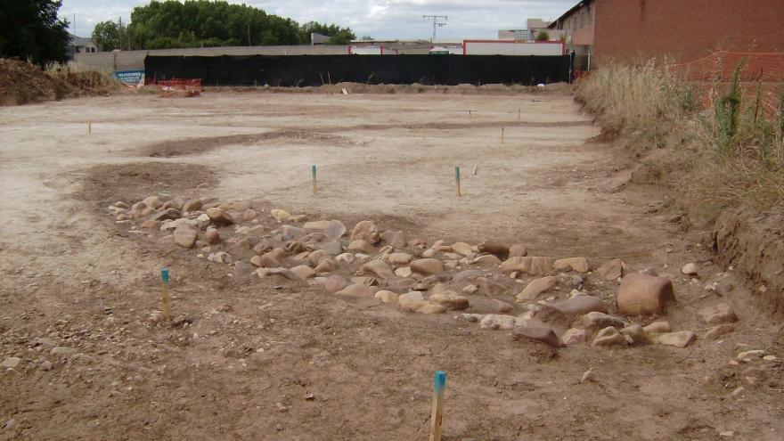 Imagen Vista del yacimiento El Burrillo