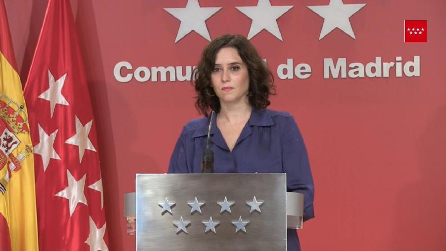 Comparecencia de la presidenta 08 de octubre de 2020