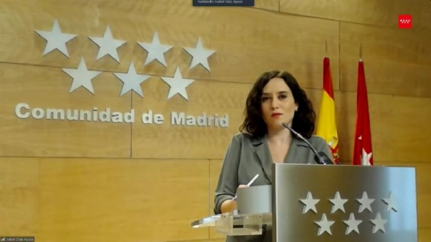 Prensa | Comunidad de Madrid