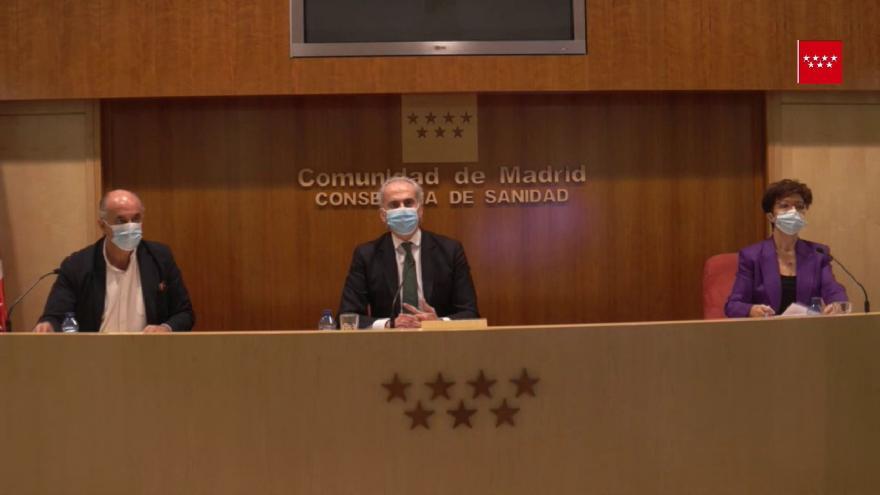 Actualización de la situación de la pandemia del COVID-19 en la Comunidad de  Madrid 27 de noviembre de 2020