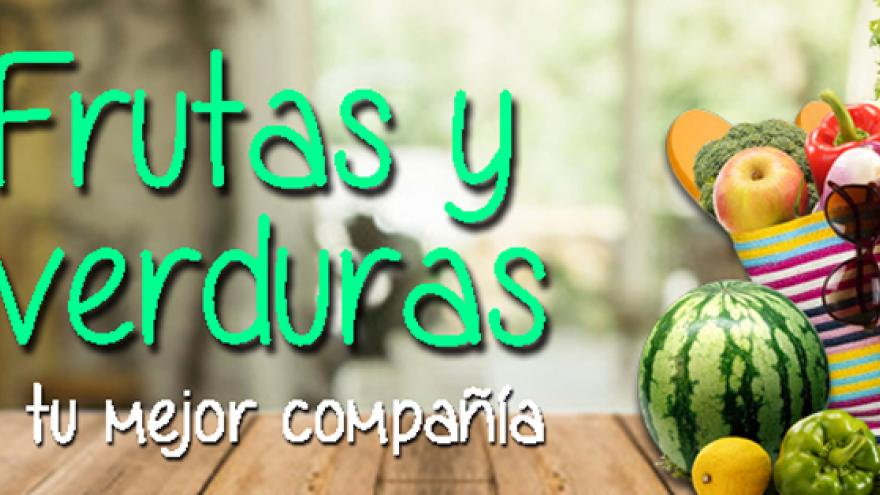 Imagen Día de Mercado 4 agosto 2018: Frutas y verduras. En verano, tu mejor compañía