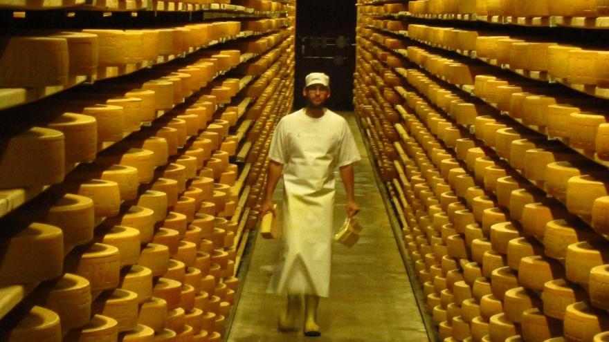 Industria de quesos