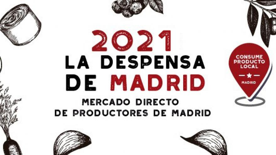 Banner La Despensa de Madrid 2021