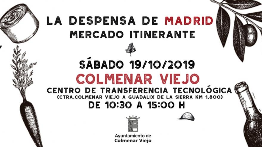 Logo de La Despensa de Madrid - Colmenar Viejo