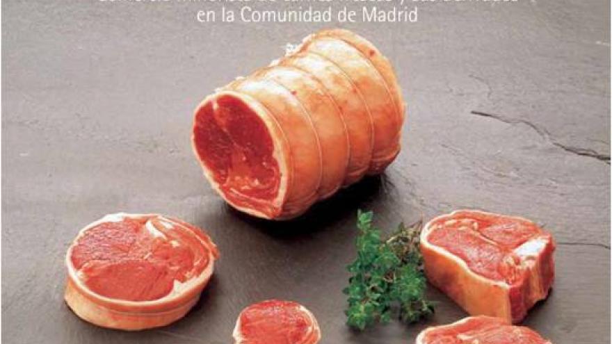 Portada de la publicación sobre APPCC en carnicería