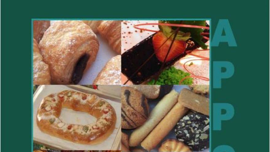 Portada de la publicación sobre APPCC en pastelería