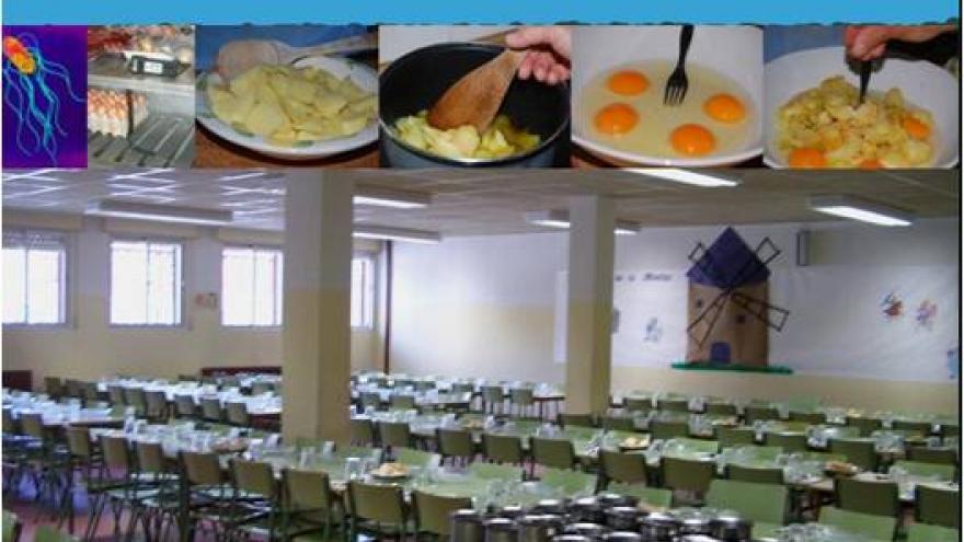 Portada de la publicación sobre APPCC en comidas preparadas