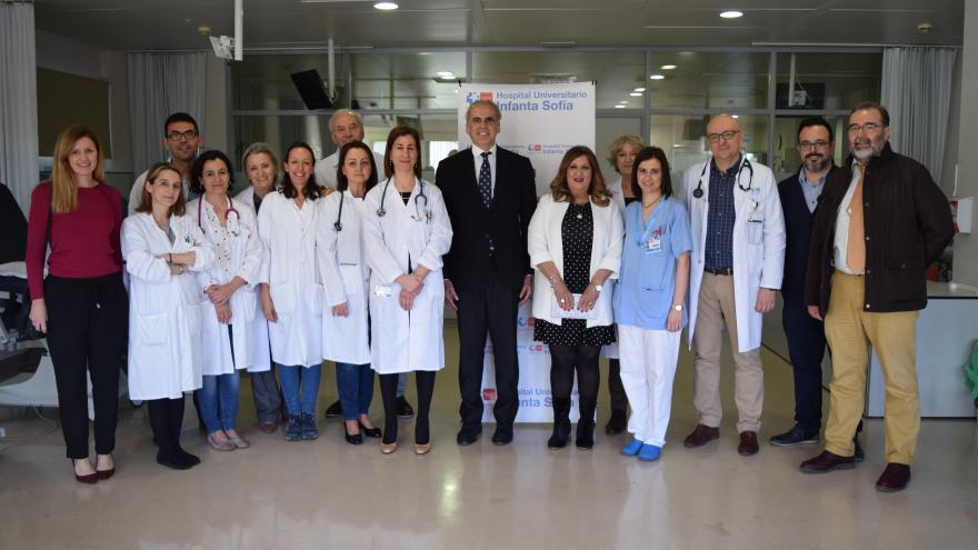 El Hospital Infanta Sofía de la Comunidad de Madrid apuesta por una atención sanitaria individualizada para el paciente en diálisis