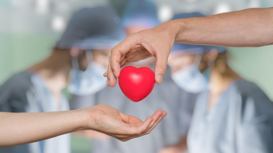 Trasplante de corazón