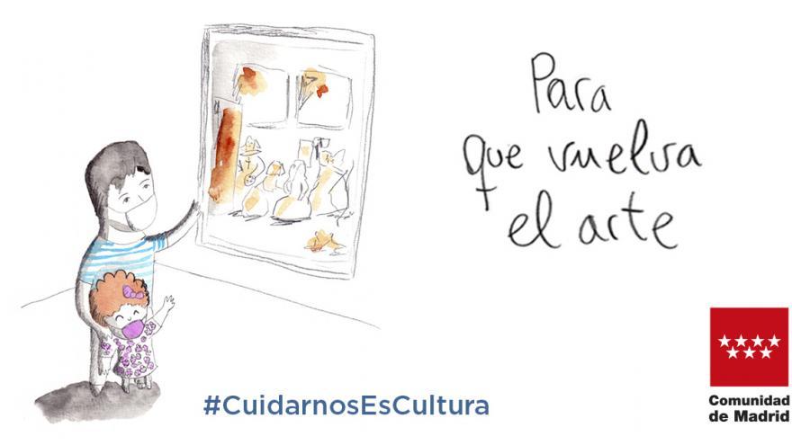 Imagen de la campaña Cuidarnos Es Cultura