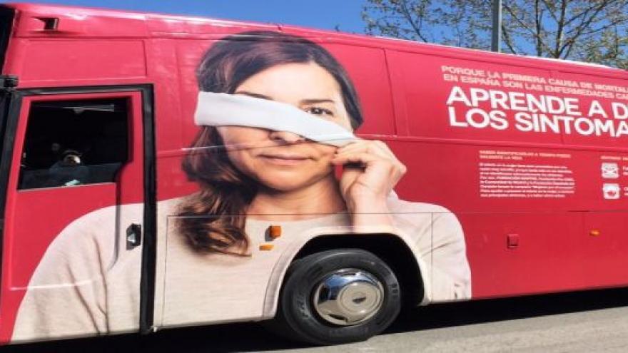 Autobús informativo