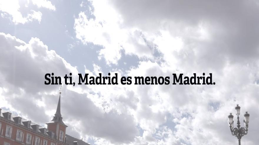 Madrid es menos MAdrid