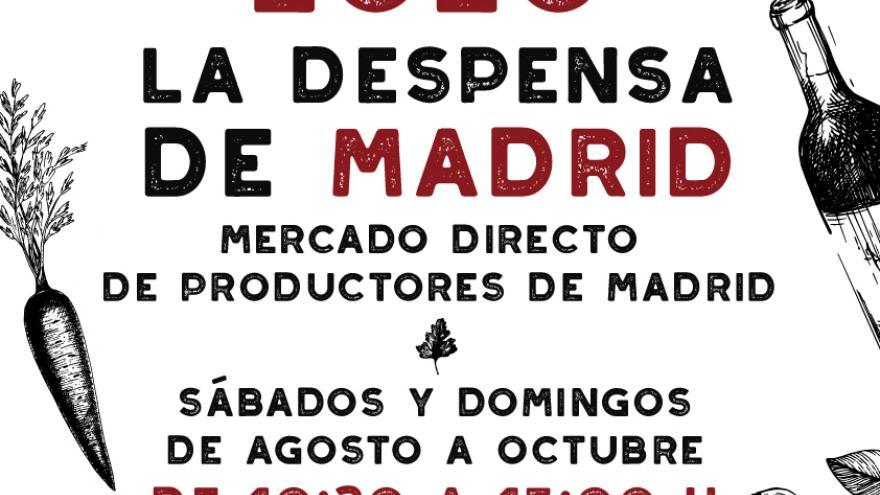 2020 La despensa de Madrid