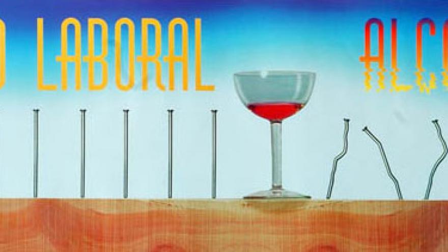 Trabajo y alcohol