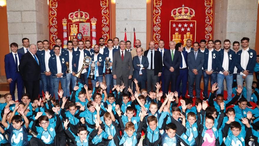 Ángel Garrido recibe al Inter Movistar Fútbol Sala