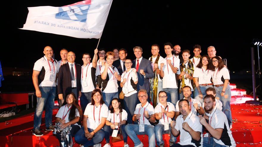 La Comunidad inaugura los I Juegos Parainclusivos, un acontecimiento deportivo pionero en España