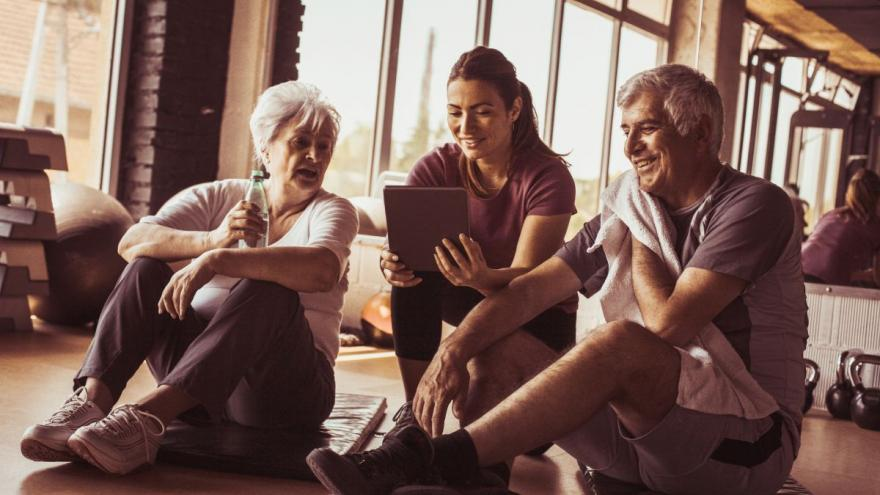 Actividad Física desde los Centros de Salud