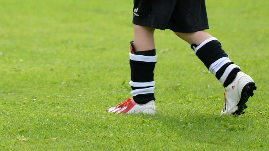 Subvenciones. Botas fútbol niño