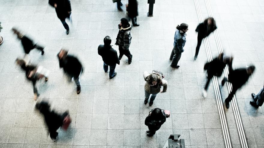 Traslado colectivo de trabajadores