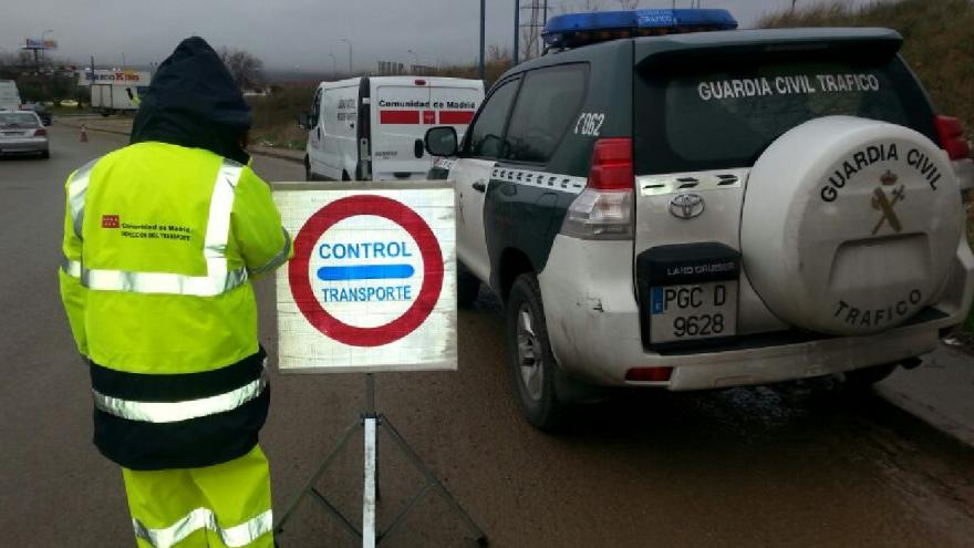 Inspectores Transporte