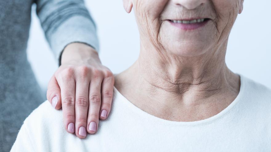 Atención a mayores