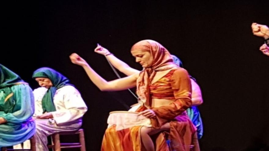 Teatro Yeses 8 de marzo