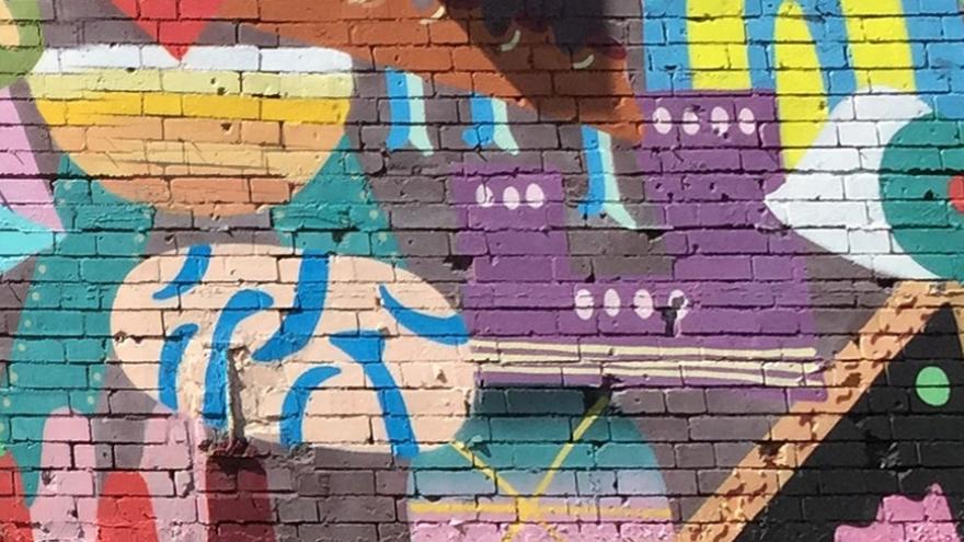 Grafiti de colores