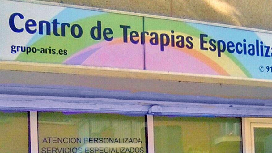 Fachada Centro de Atención Temprana (CAT) ARIS