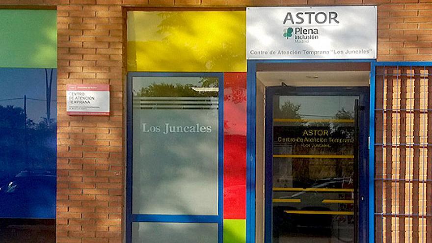 Centro de Atención Temprana (CAT) ASTOR de Torrejón de Ardoz