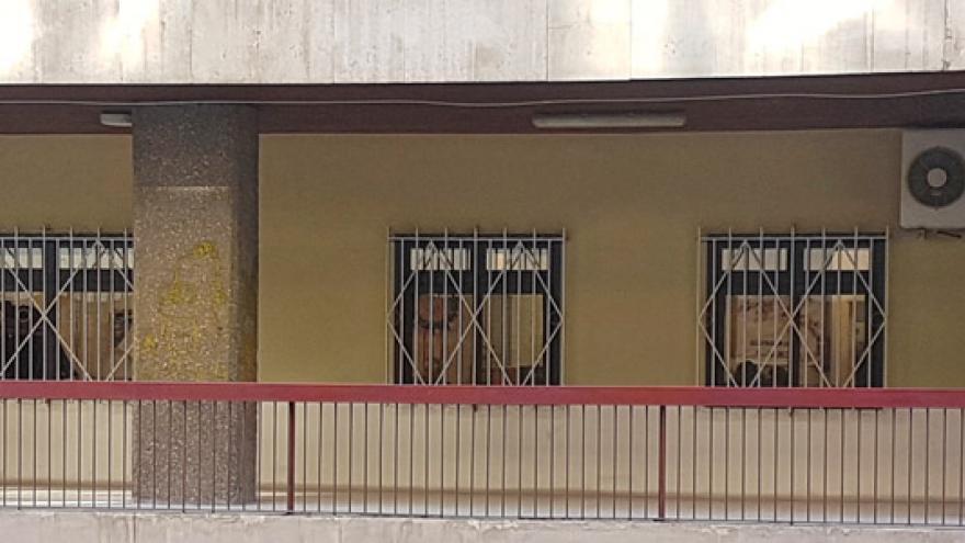 Fachada del Centro de Día Argüelles - Comunidad de Madrid