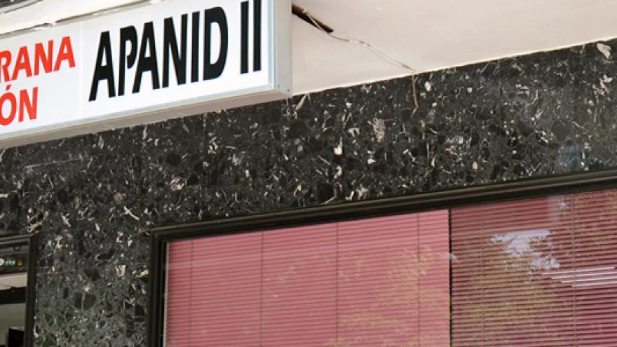 Centro de Atención Temprana (CAT) APANID II de Getafe