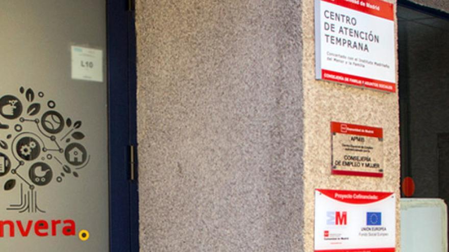 Centro de Atención Temprana (CAT) APMIB - Envera